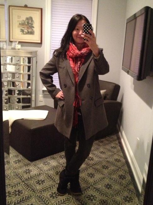 a new coat