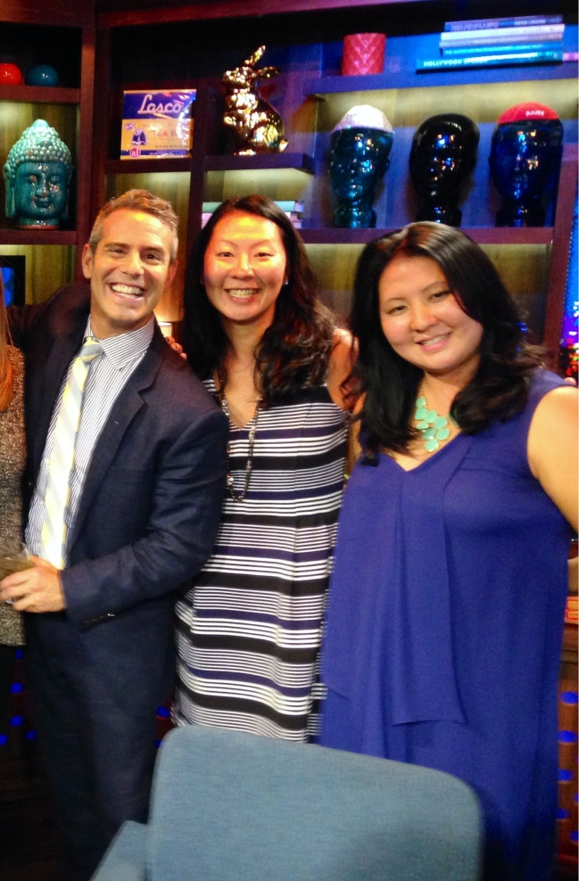 OMG, Andy Cohen!  part 1 of 2