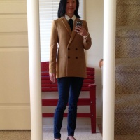 review of banana republic purchase