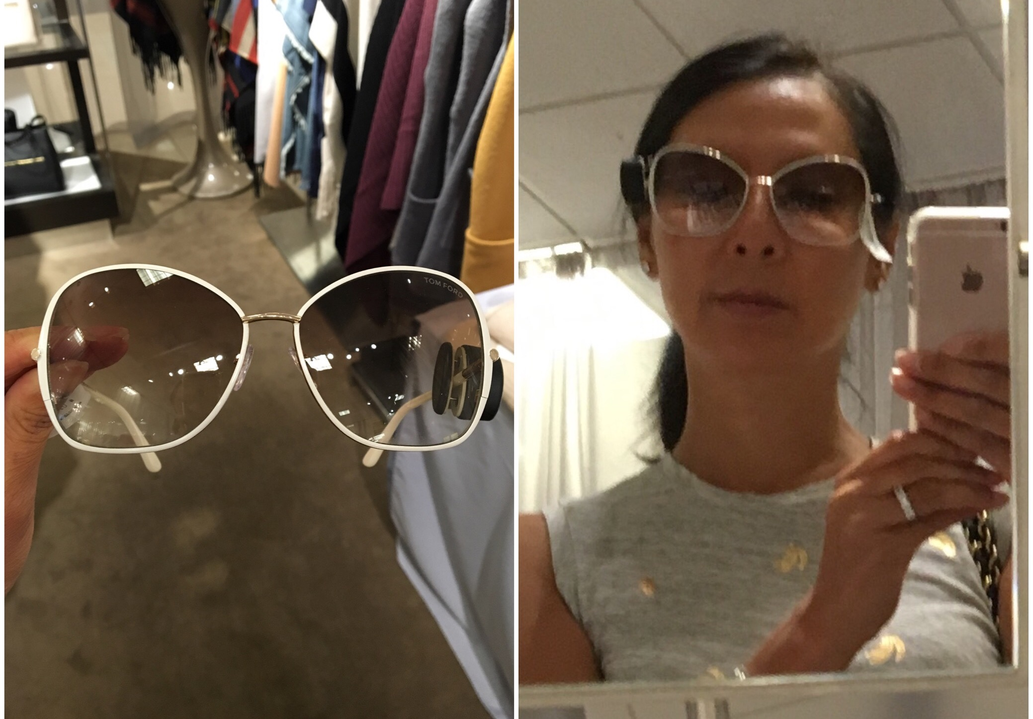 4bfd7dd0d5 image. Tom Ford Solange sunglasses ...