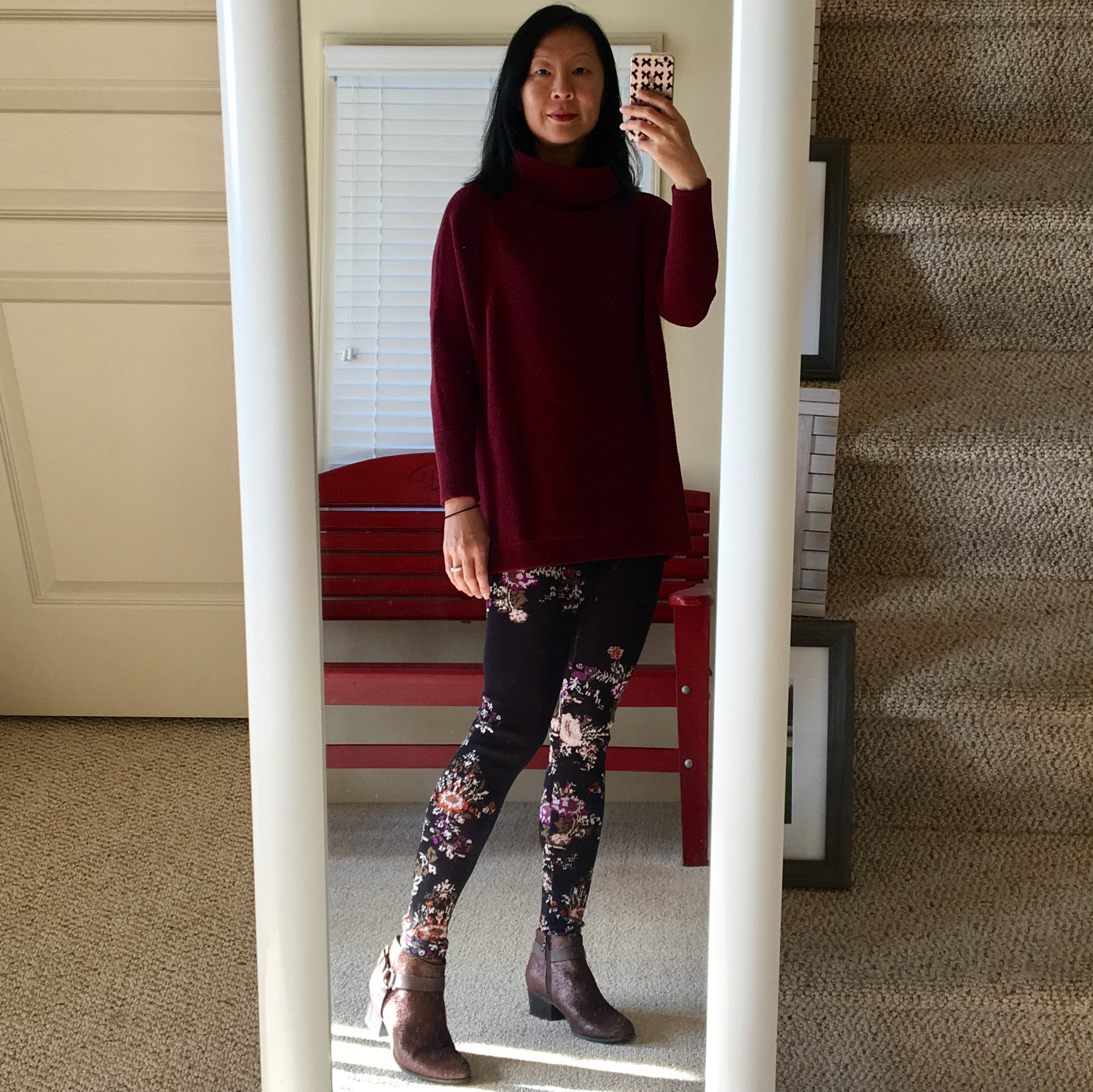 Sweater Leggings Cozy Valley Of The Shoes